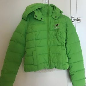 Hollister by Abercrombie Womens Jacket Coat